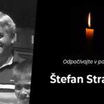 Zomrel Štefan Strapák